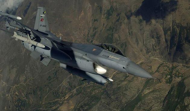 Kuzey Irak'ta saldırı hazırlığındaki 9 terörist etkisiz hale getirildi