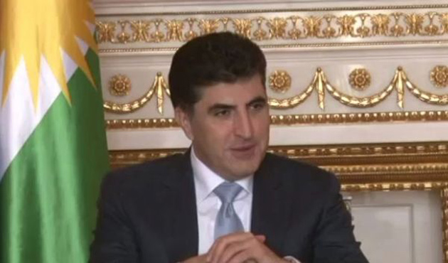 Barzani'den 'Bağdat' açıklaması