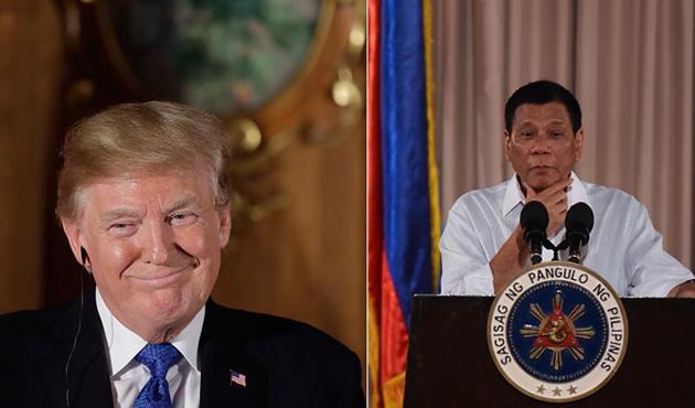 ASEAN Zirvesi'nde Trump-Duterte görüşmesi bugün