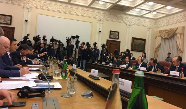 Dünya Bankası Başkanı Kim Ukrayna'da