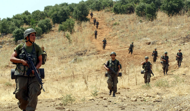 Mardin ve Şırnak'ta 2 PKK'lı terörist teslim oldu