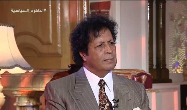 Kaddafi'nin kuzeni Mısır'ın Libya'daki alternatifi olabilir