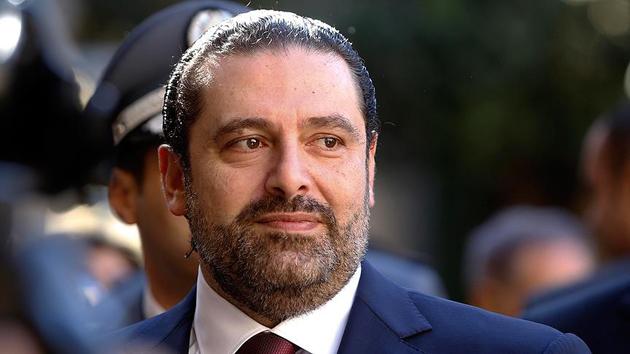 Saad Hariri, Fransa yolcusu