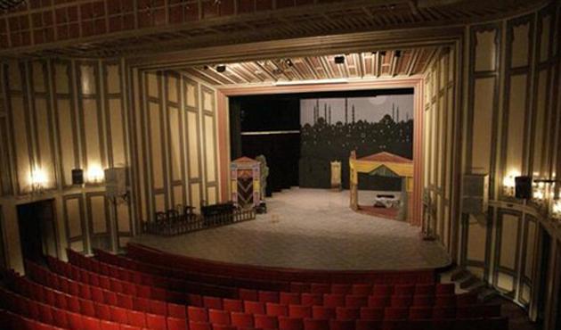 Mesnevi'den bir ibret hikayesi tiyatro sahnesinde