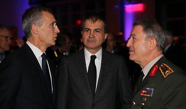 Stoltenberg: Ben NATO adına özürlerimi Türkiye'ye sundum