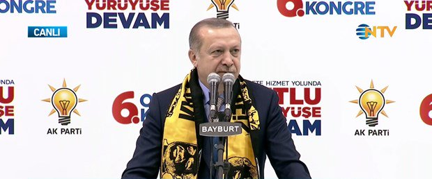 Erdoğan: 2019'a hazırız