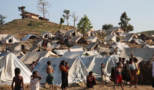 Çin'in Arakan çözümüne Myanmar ve Bangladeş'ten destek