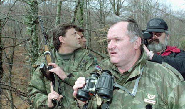 Bosnalılar, Mladic davası için Hollanda'ya gitti