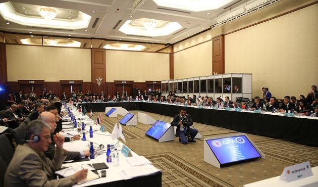 Asya Parlamenter Asamblesi başladı