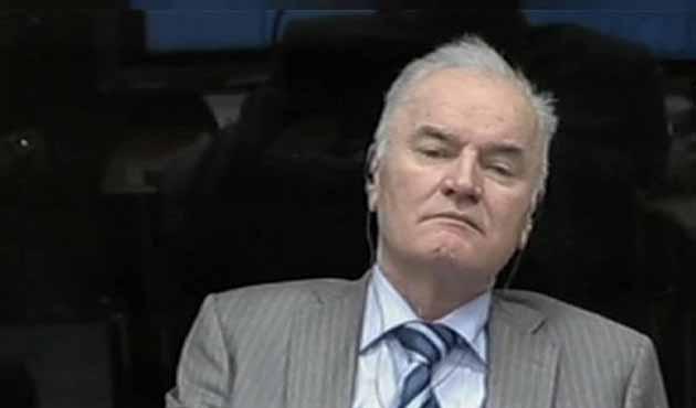 'Bosna Kasabı' Mladic'in karar duruşmasından önce gerginlik