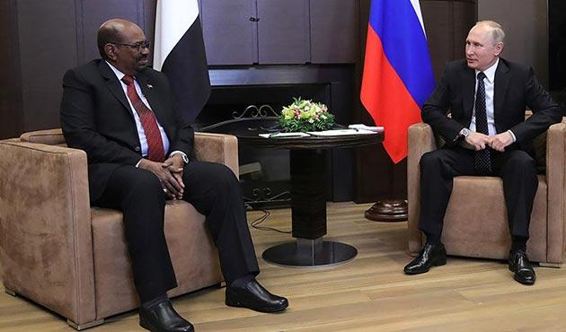 Sudan Devlet Başkanı Beşir'den ABD'ye suçlama