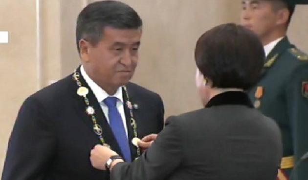 Kırgızistan'ın yeni lideri bugün görevi devraldı