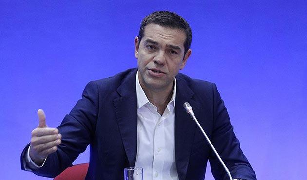 Çipras'tan AB'ye 'Almanya' eleştirisi