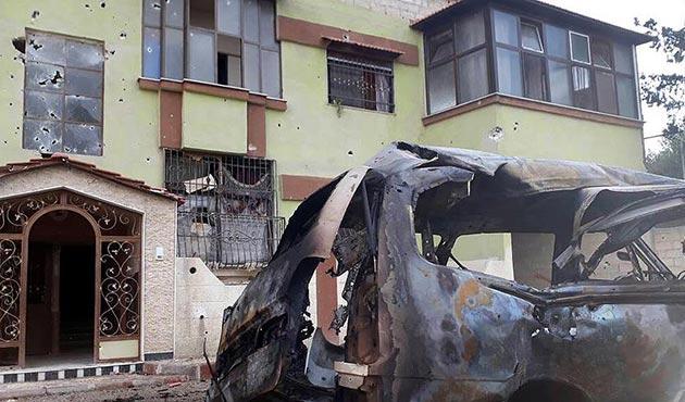 Rejim güçleri Doğu Guta'da yetimhaneyi hedef aldı