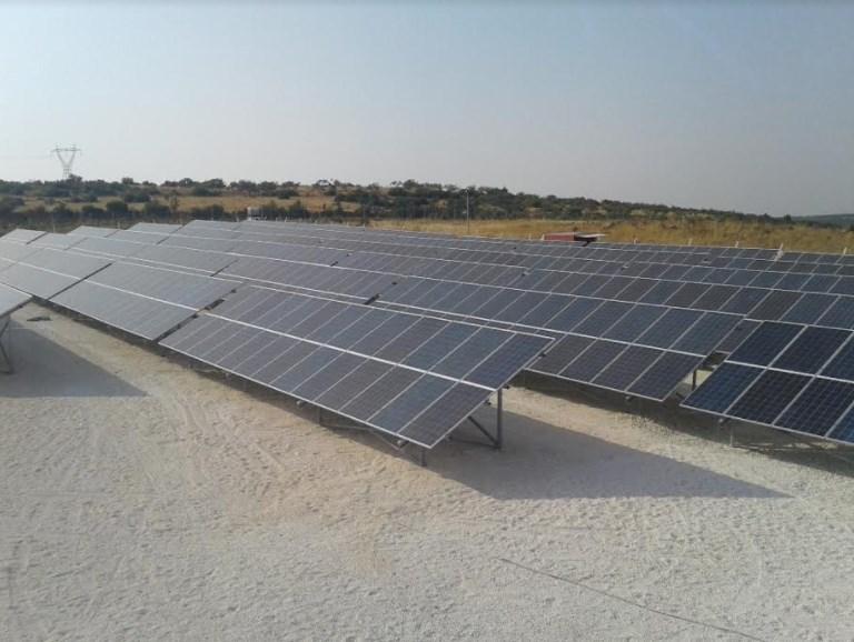 Gaziantep'e 25 megavat gücünde güneş enerji santrali
