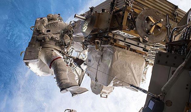 NASA'ya ait çalıntı kol saati 28 yıl sonra bulundu