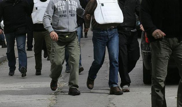 Yunanistan'da DHKP-C operasyonu: 9 gözaltı