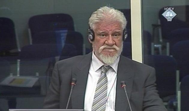 'Bosna davalısı duruşmada zehir içti' iddiası