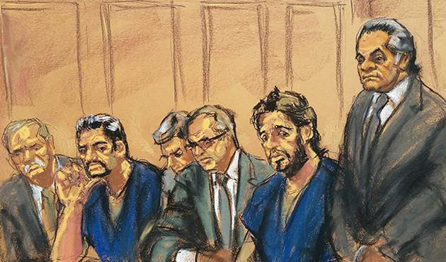 ABD'de Hakan Atilla davası başladı