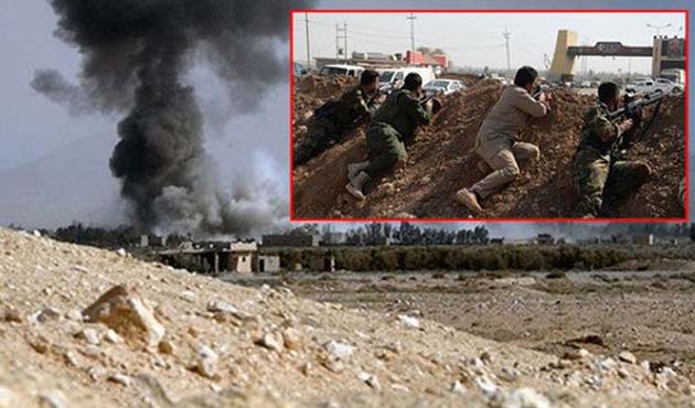 Kerkük'te 6 DEAŞ militanı etkisiz hâle getirildi