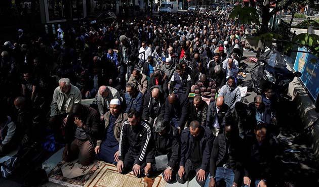 Avrupa'da Müslüman nüfus artacak
