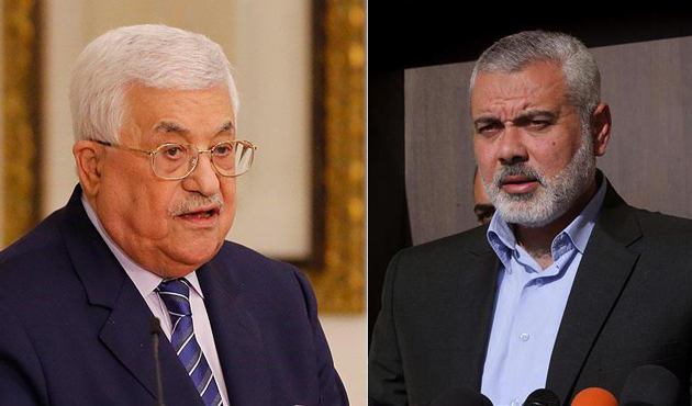 Abbas ile Heniyye arasında 'ABD' görüşmesi