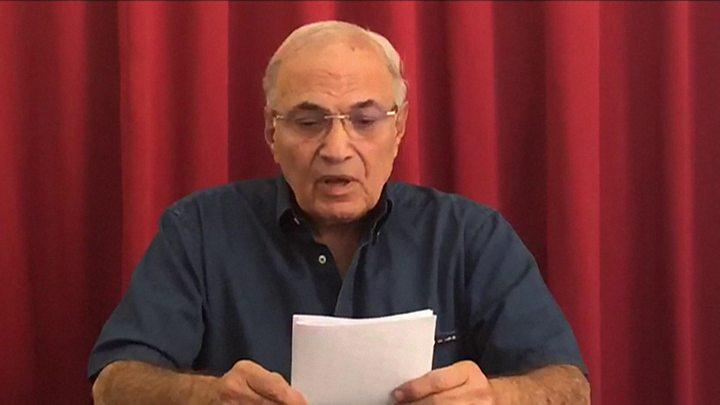 Eski Mısır Başbakanı Şefik, 'alıkonulduğu' iddiasını yalanladı