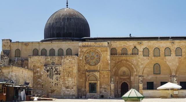 Ürdün'den İsrail'e 'Mescid-i Aksa' notası