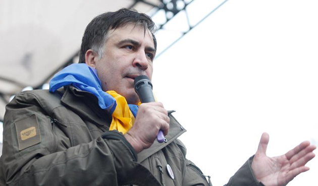 Saakaşvili hakkında arama kararı