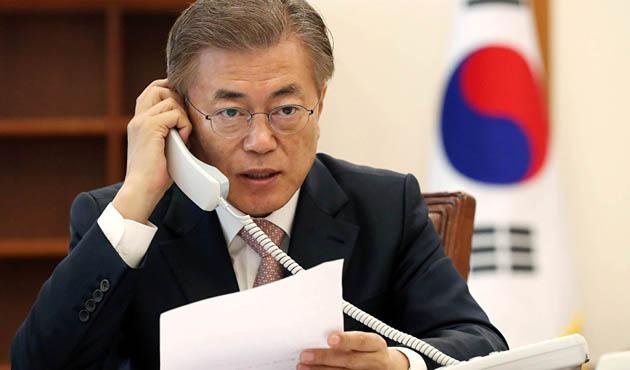 Güney Kore'den Çin'e dostluk ziyareti