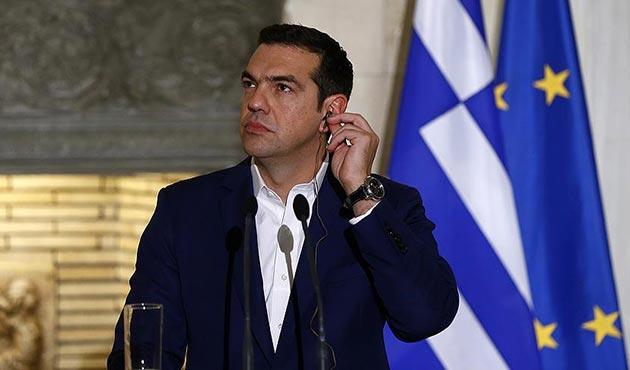 Yunanistan Başbakanı Çipras'tan 'Lozan' açıklaması