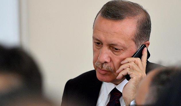 Cumhurbaşkanı Erdoğan, Vucic ve Thaçi ile telefonla görüştü