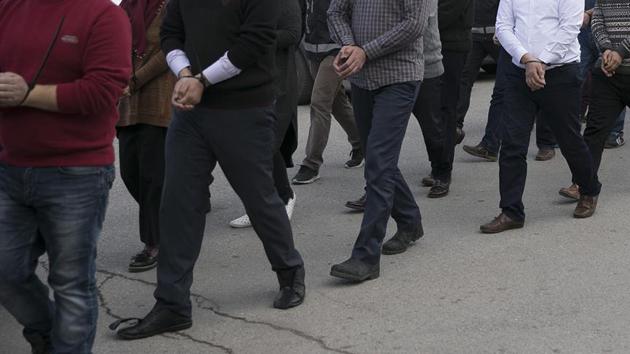 İstanbul'da FETÖ'nün mali yapılanmasına operasyonda 20 gözaltı