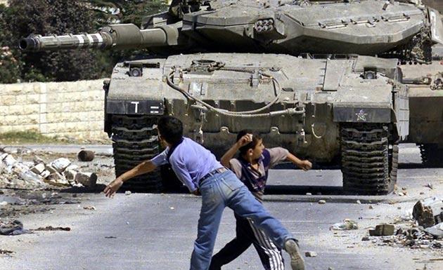 TARİHTE BUGÜN: Filistin'de İntifada'nın ilk eylemi gerçekleşti