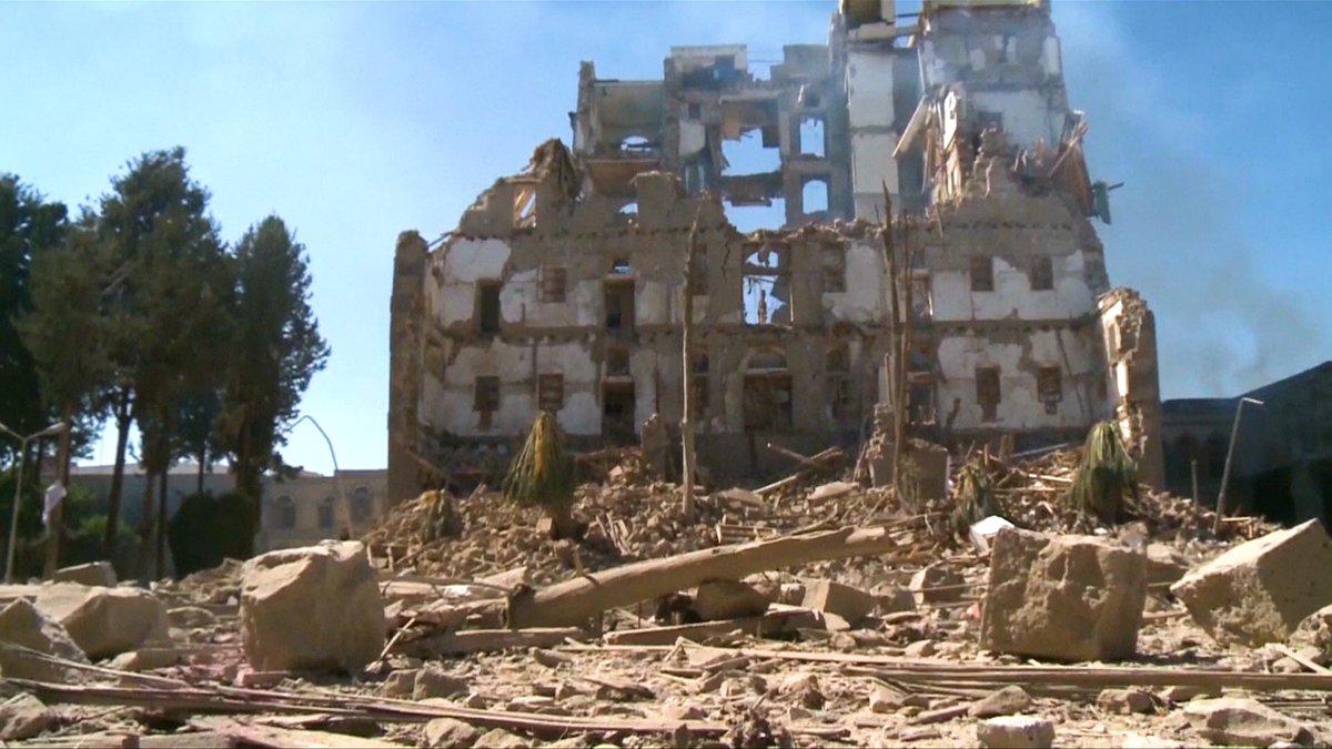 Yemen'deki saldırılarda onlarca Husi öldü