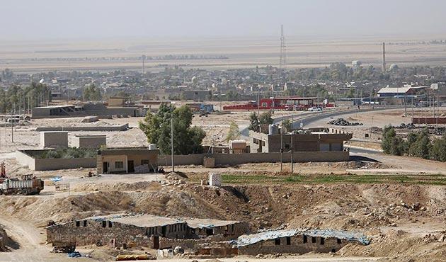 Kerkük'ün güneyinde gizlenen DEAŞ'lılara geniş çaplı operasyon