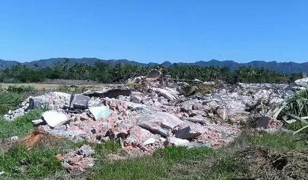 Arakan'da 16 cami yıkıldı