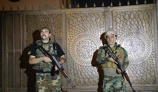 Kerkük'te Irak Türkmen Cephesi bürolarına silahlı saldırı