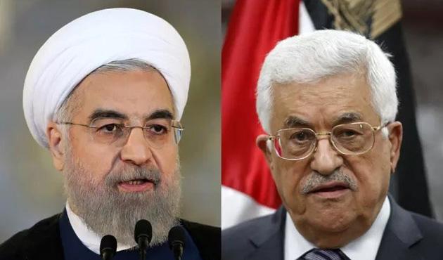 İran'dan Filistin lideri Abbas'a davet