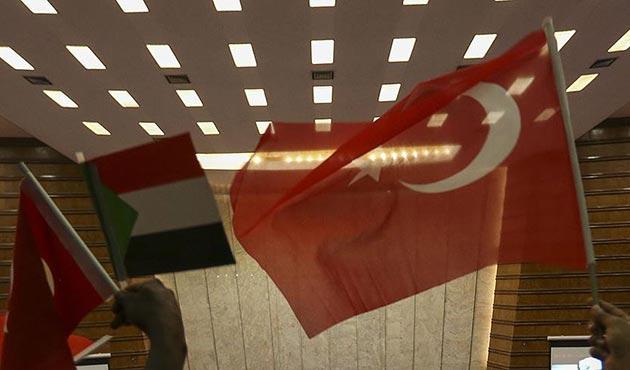 Türkiye-Sudan arasında 'Ortak İş adamları Konseyi' kuruluyor