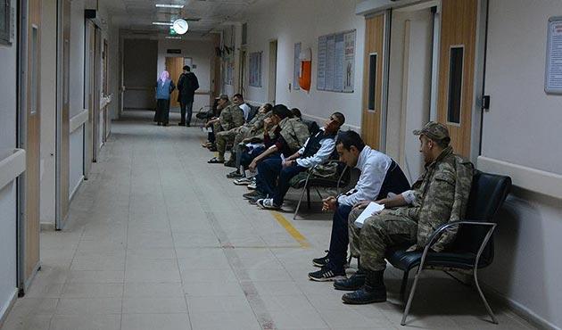 Gaziantep'te zehirlenip hastaneye kaldırılan 44 asker taburcu edildi