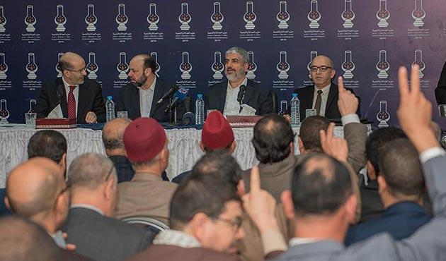 Meşal'den Arap ve İslam dünyasına 'Kudüs övgüsü'