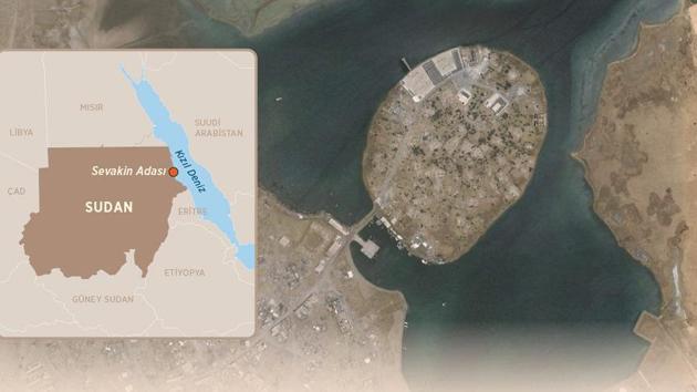 Afrika'nın kapısı: Sevakin Adası | GRAFİK