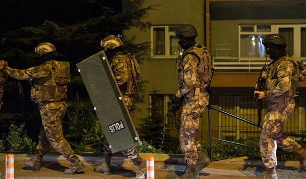İstanbul polisi, son 4 ayda da DEAŞ'a geçit vermedi