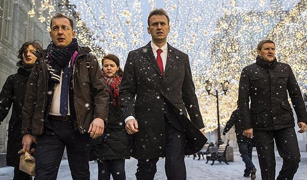 Rus muhalif lider Navalnıy destekçilerini sokağa çağırdı