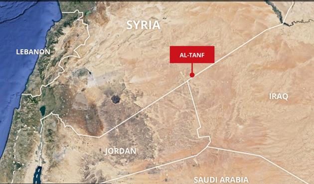 Rusya, Suriye'deki ABD üssünde DEAŞ'lıların eğitim gördüğünü iddia etti