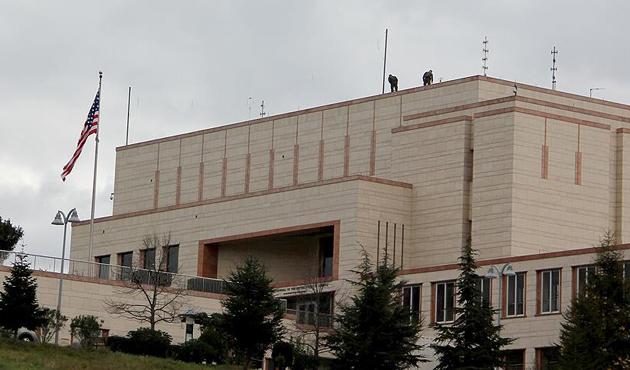 ABD'nin İstanbul Başkonsolosluğu'nda vize işlemleri başladı