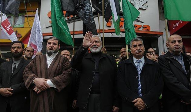 Gazze'deki Kudüs protestoları sürüyor