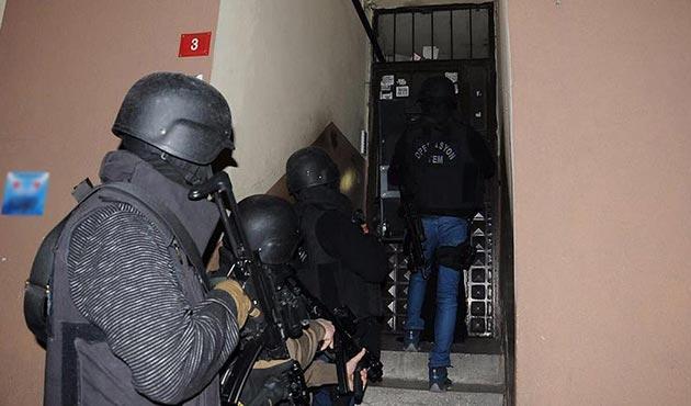 Samsun'da DEAŞ operasyonu: 21 gözaltı