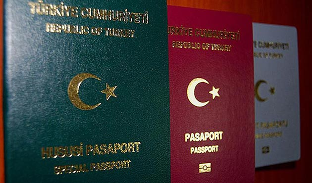 Diplomatik pasaportlu 1058 kişiden Almanya'ya iltica talebi